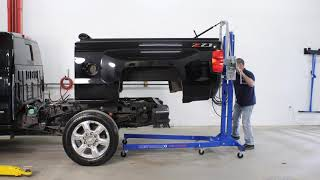 Lift King Chevy Bed