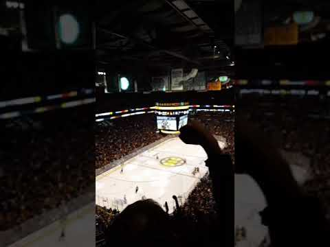 Boston Bruins Goal Horn