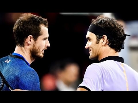 Best points between Andy Murray and Roger Federer in the 2017 Match for Africa 3