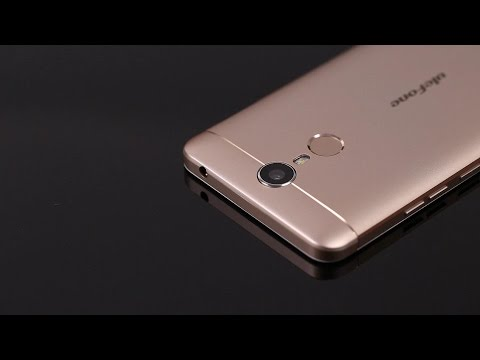 Ulefone Metal Comes In Gold