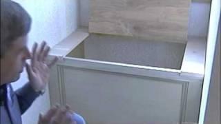 Trim Carpentry: Window Seat