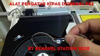 Tutor Mengatur Kecepatan Kipas PS3