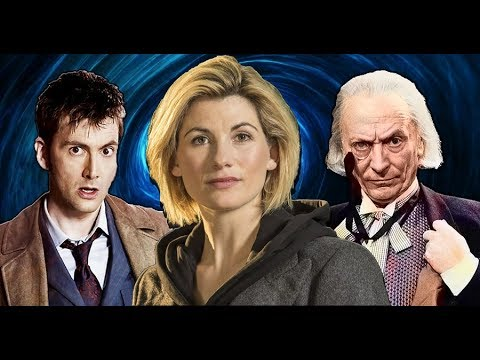 Learning to Accept Change in 'Doctor Who'
