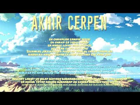 B L A G E R - Akhir Cerpen(Official Video Lyric)