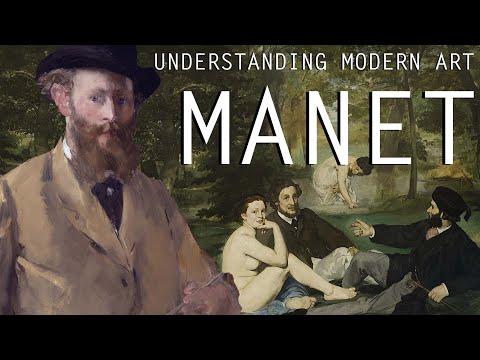 Édouard Manet- Understanding Modern Art Part 2