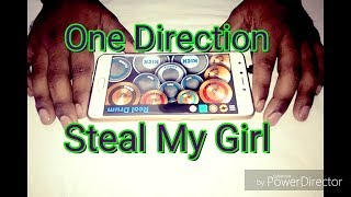 Steal My Girl - One Direction ( Real Drum App Cover) By DX Drum App Cover