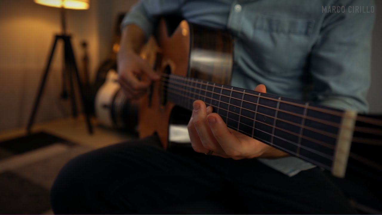 Emotional Guitar Instrumental - Waiting (Original)