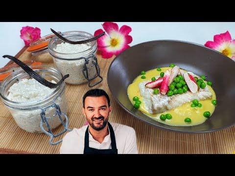 tous-en-cuisine-#32---je-teste-le-riz-au-lait-et-le-poisson-en-papillote-de-cyril-lignac-!