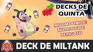 Deck de quinta! Miltank, o leite que você não quer tomar =P