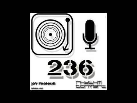 Techno Music | Rhythm Converted Podcast 236 with Joy Fagnani (Studio Mix)
