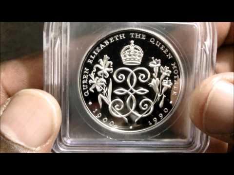 Bailiwick of Guernsey Silver Coin