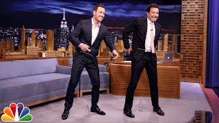 Pen in Bottle with Michael Fassbender by : The Tonight Show Starring Jimmy Fallon
