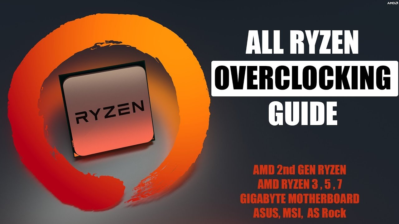 Overclocking Guide For AMD Ryzen 5 1600 Processor