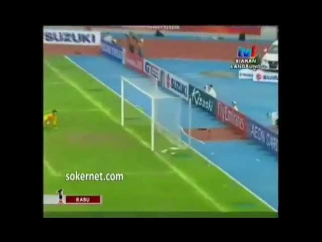 [2012] Malaysia vs Laos 4-1 AFF SUZUKI CUP Travel Video