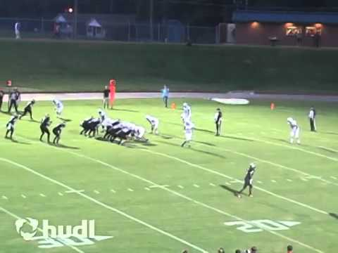 Daleville High school football highlights 2013
