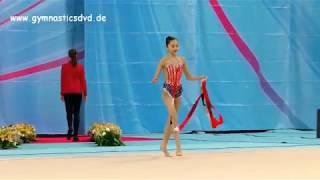 Yuzuki Suenaga JPN Ribbon Sofia Cup 2018 AA