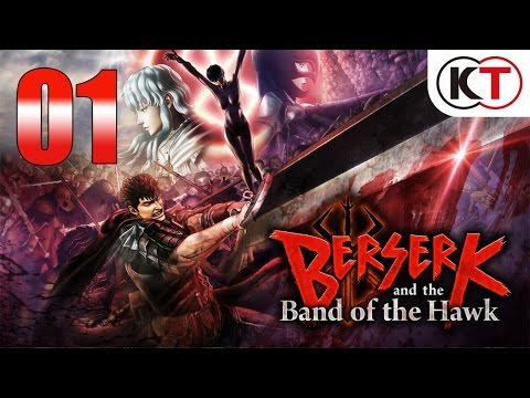 BERSERK and the Band of the Hawk - Walkthrough Part 1: The Golden Age
