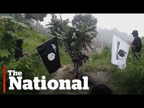 ISIS's allies in the Philippines