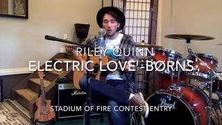 Electric Love - Børns Cover