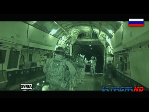 Russian Special Operations Forces in Action - Syria War [108