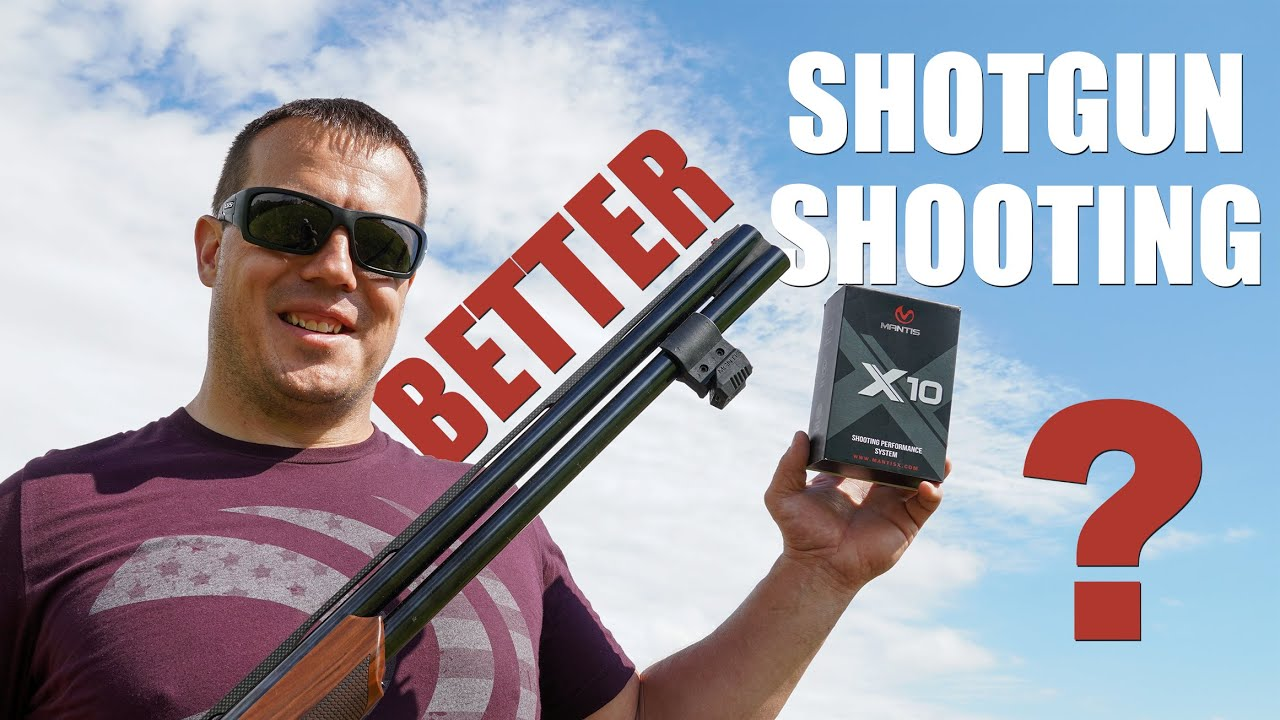 Mantis X10 Review with a Shotgun | Aaron Gould