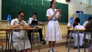 德雅中學- 第二屆「華辯盃」初賽.1