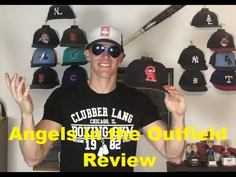 What is the Greatest Baseball Movie Ever!? | Angels in the Outfield Review