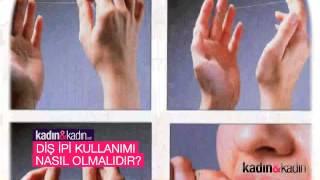 Diş Hekimi Levent Mehmet Kalkan: Diş ipi kullanımı