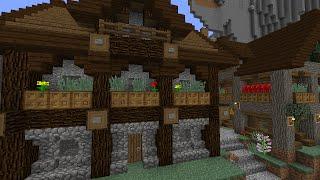 minecraft casa medieval tutorial mega mundo