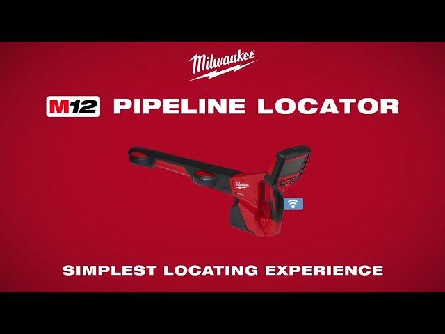 Milwaukee® M12™ Pipeline Locator