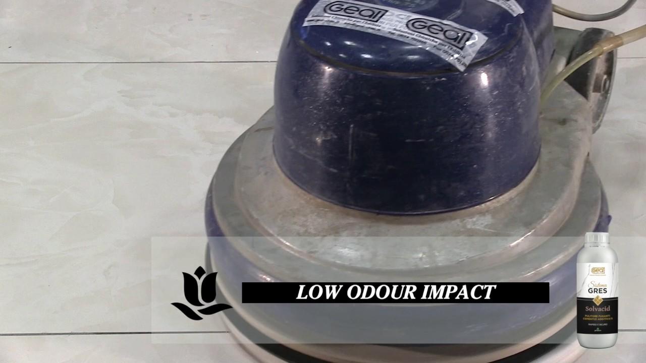 GEAL Restoration of original shine of polished glazed