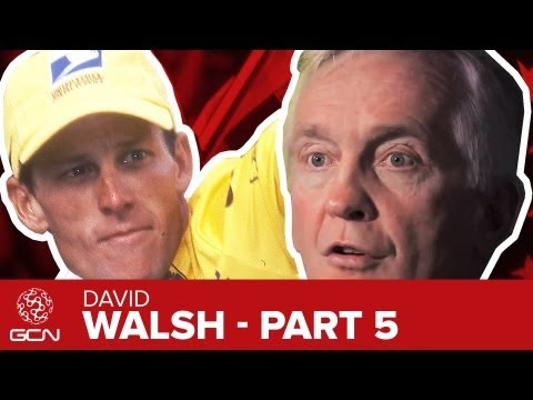 The Lance Armstrong Story - What Did Greg Lemond Think? David Walsh Interview Pt. 5