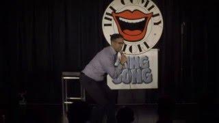 Shaz Rahman @ the Comedy Store 30.11.15