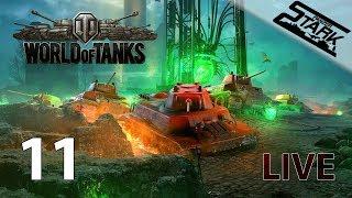 World Of Tanks - 11.Rész (Halloween-es event) - Stark LIVE