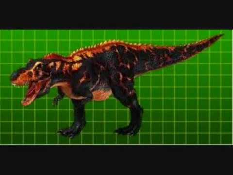 Tama os compartivos de dinosaurios dino rey comparative sizes of dinosaurs dinosaur king - Dinausaure king ...