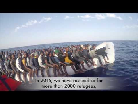 Working as a Cultural Mediator at Sea: Ahmed's Story