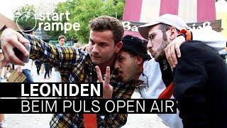 Baixar Die LEONIDEN und Fridl machen das PULS Open Air unsicher (Startrampe)