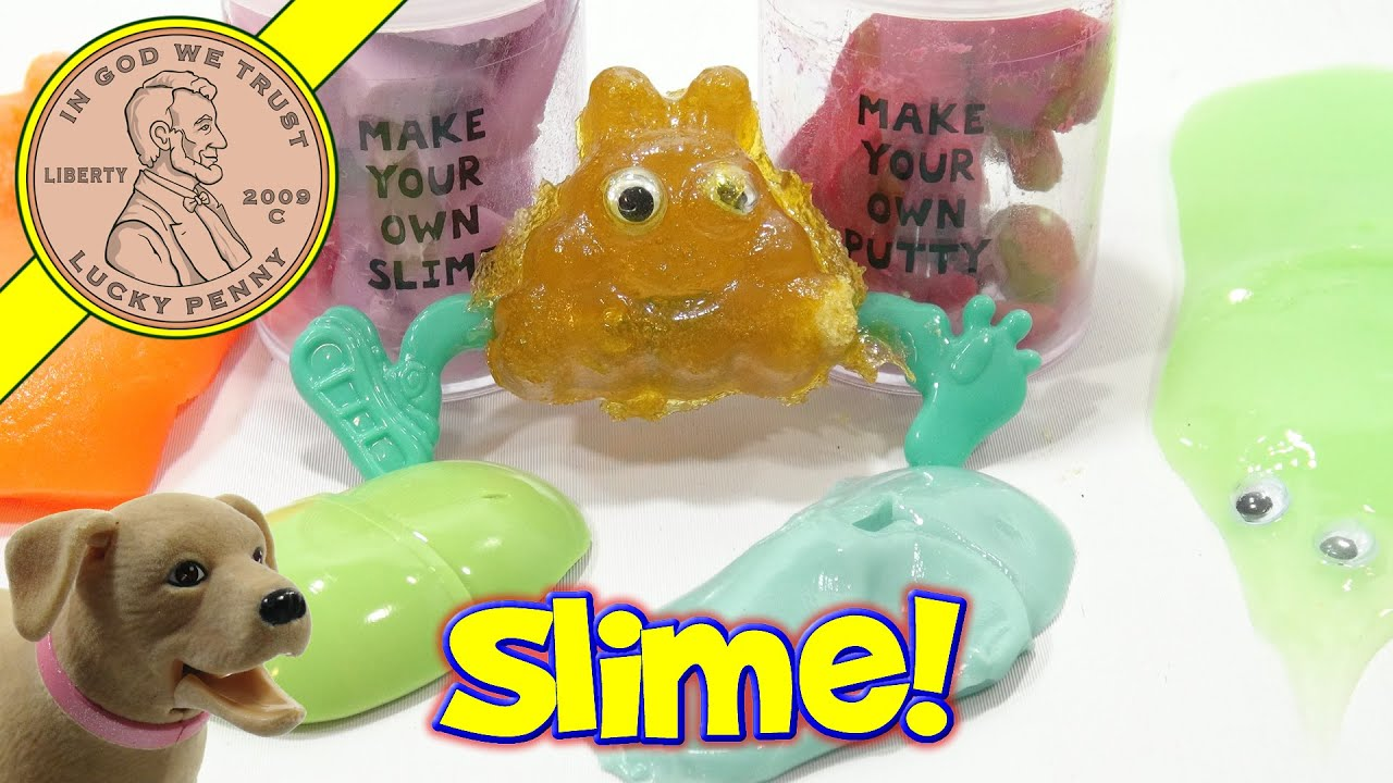 how to make a slime factory