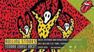 The Rolling Stones - Voodoo Lounge Uncut (Trailer)
