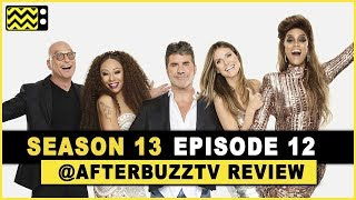 America's Got Talent Season 13 Episode 12 Review & After Show
