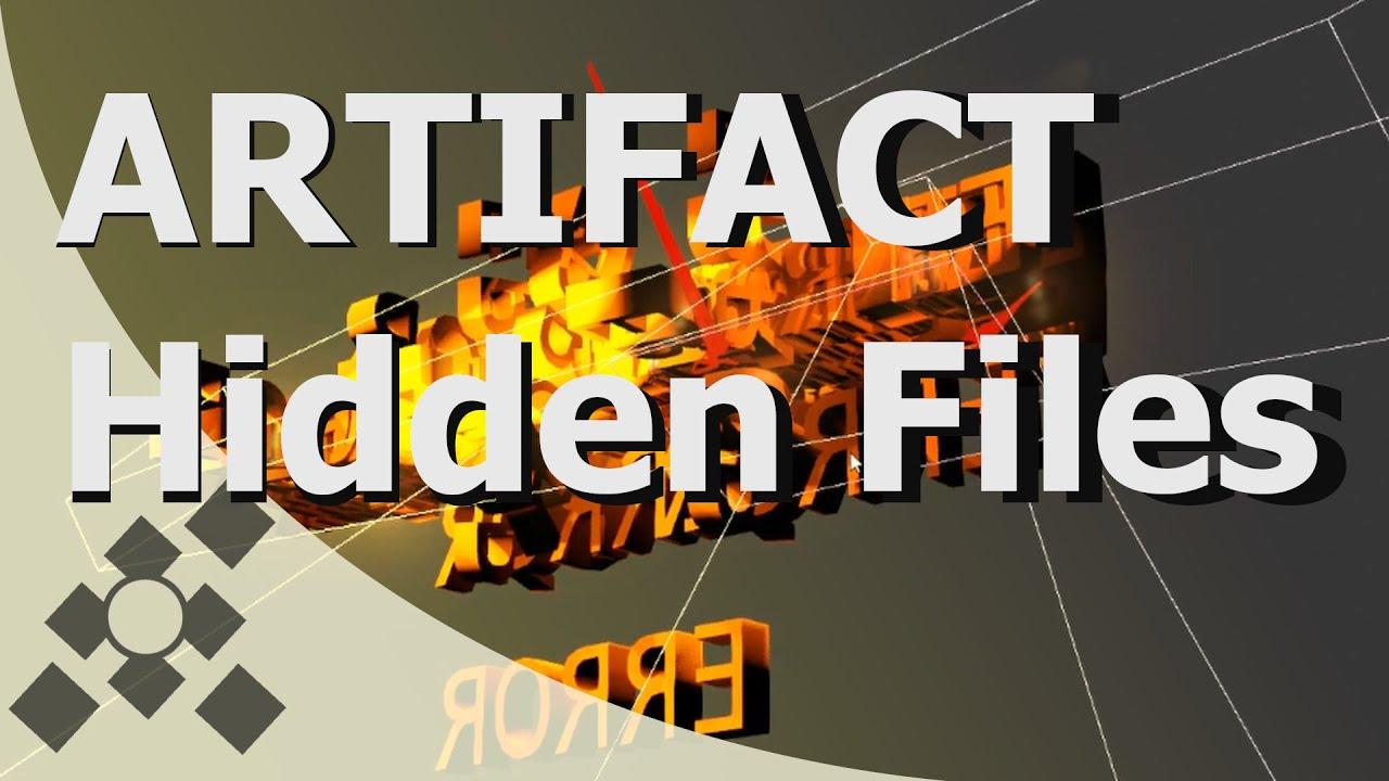 An Artifact Source Filmmaker? - Dissecting Artifact, the Dota 2 Card Game