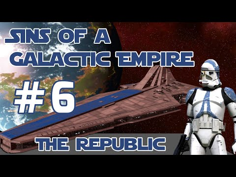 UNLEASH THE POWER - Sins of a Galactic Empire - {Republic} - Multiplayer: Part 6