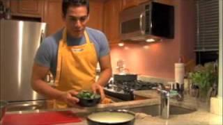 6 Minute Tomato & Onion Bruschetta