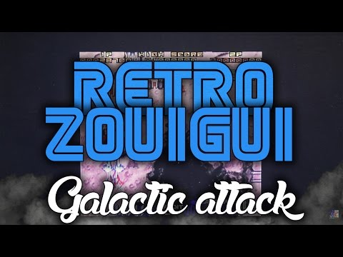 Retro Zouigui #33 - Galactic attack
