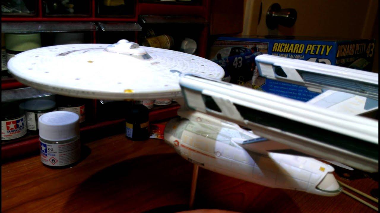 Star trek uss enterprise ncc refit 1 scale model - Star Trek Uss Enterprise Ncc Refit 1 Scale Model 16