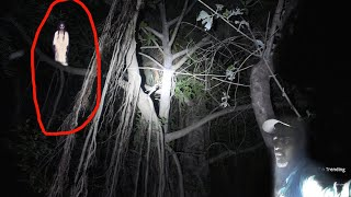 Banyan Ghost following scary  Walk Sounds-talk to trending