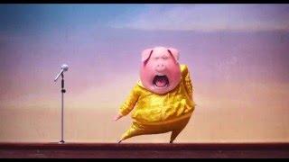 Пой / Sing (2016) Bad Romance HD
