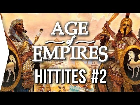 Age of Empires 1 ► Reign of the Hittites [Mission 2] - Growing Pains