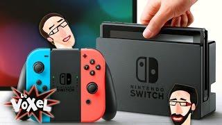 Découverte# Notre avis sur la Nintendo Switch après y avoir joué