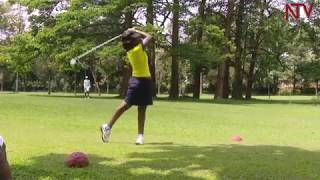 WOMEN'S GOLF: Dr. Mary Ochieng hands over to Anne Labeja